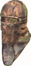 Camo Camouflage Lightweight Mesh Hunting Face Mask Balaclava Headnet Head Net