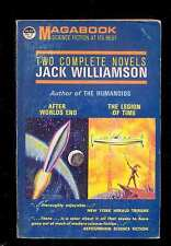 Jack WILLIAMSON - After Worlds End + The Legion of Time, Galaxy Magabooks 2 1963