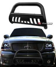 Matte Black For 1998-2011 Ford Ranger Bull Bar Brush Bumper Grill Grille Guard