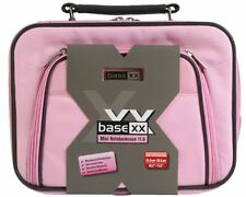 "Dicota Base XX N24068P Mini Netbook Tablet Carry Case Laptop Bag 11.6"" Pink New"