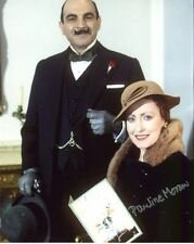 Pauline Moran Photo Signed In Person - Poirot - A814