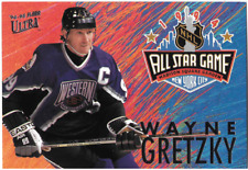 1994-95 Ultra All-Stars #10 Wayne Gretzky (ref57203)