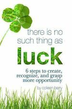 There Is No Such Thing As Luck : 6 Steps to Create, Recognize, and Grasp More...