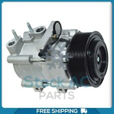 New A/C Compressor For Ford Mustang, E-150, E-250, E-350.. - OE# 8R3Z19703B