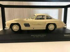 Articoli di modellismo statico MINICHAMPS pressofuso per Mercedes