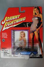 Johnny Lightning 1:64 Scale VIP Vallery Iron's Jaguar (First Variant)
