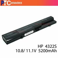 New Battery For HP 420 421 Compaq 620 621 593572-001 593573-001 BQ350AA PH06