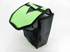 Insulated Cooler Tote Bag ~ Lunches, Beverages, Groceries, Sweda #FB6107 ~ GREEN
