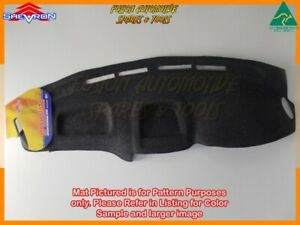Grey Dashmat for NISSAN Pulsar N13 1//1987-12//1992 Dash Mat DM154