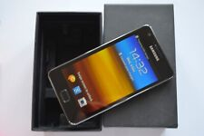 Samsung Galaxy S II GT-I9100 - 16GB - Noble Black (Unlocked) Smartphone BOXED
