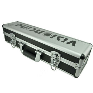 Visionking Aluminum Hard Carry Case for Rifle Scope Equipment Box METAL