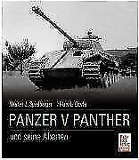 Spielberger: PANZER V PANTHER und seine Abarten (Buch Jagdpanther Modellbau) NEU