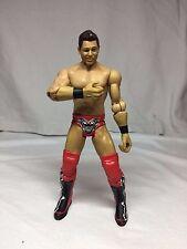 "2010 WWE ""The Miz"" Flex Force Wrestling Action  Mattel Figure"