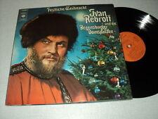 IVAN REBROFF 33 TOURS LP HOLLANDE UND DIE REGENBURGER DOMSPATEN