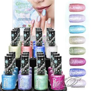 Mermazing Iridescent Glitter Nail Polish Topper Glitter me up 10ml