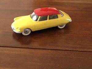 Vintage Corgi Toys No 210 Citroen DS19