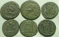 1 Genuine Ancient Roman coin Probus Claudius Licinius Constantine Eagle Horseman