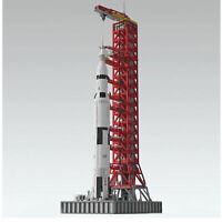 Nasa LANCIO SATURNO-V C265 Torre ombelicale Technic LEGO COMPATIBILE