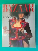 Harper's Bazaar Italy Magazine March 1989 March 3 High Fashion Roma Paris Europe