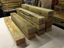 "8""x4""x42"" SOLID OAK BEAM - AIR DRIED - SAWN ONLY - IDEAL FOR FIREPLACES ETC"