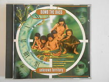BOMB THE BASS : UNKNOWN TERRITORY - [ CD ALBUM ] --  PORT GRATUIT