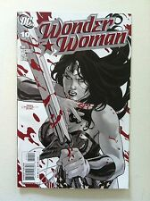 WONDER WOMAN (2006) #10 TERRY DODSON COVER JODI PICOULT 1ST PRINTING VF DC COMIC