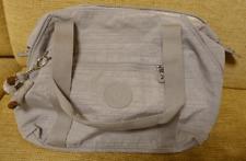 New Kipling Art S Top Handle Bag – Dazz Grey
