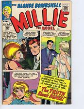 Millie the Model #130 Marvel Pub 1965