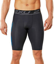 2XU Accelerate Compression Mens Shorts - Black