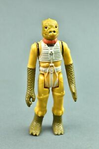 "Star Wars Bossk Bounty Hunter Vintage HK 1980 3.75"" Kenner"