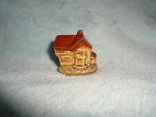 "Red Rose Tea Wade Figure House that Jack Built 1.25"" tall"