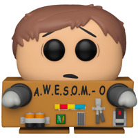 South Park - Awesome-O Unmasked US Exclusive Pop! Vinyl [RS]-FUN51844-FUNKO