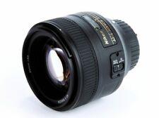 Nikon AF-S NIKKOR 85mm f/1.8G - 2 year warranty