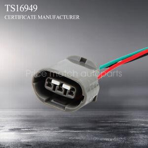 Alternator Regulator Harness Plug Lead, Repair 'Pigtail' 3 Wires, Regulator Plug