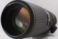 NIKON MICRO NIKKOR AF 200mm F/4 D ED Macro Lente PERFETTA