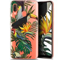 "Coque Gel Samsung Galaxy A20E (5.8"") Extra Fine - Toucan Tropical"