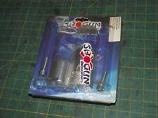 Shogun Frame Slider Kit 850-5430 (Polished Aluminum) (2008 Suzuki GSXR600/750)