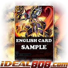 Buddyfight x 4 Batzz X Again [X-BT02/0081EN C] English Mint Future Card