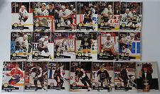 1991-92 Pro Set Series 1 Boston Bruins Team Set of 19 Hockey Cards