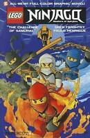 GREG FARSHTEY - Lego Ninjago #1: The Challenge of Samukai (Graphic Novel)