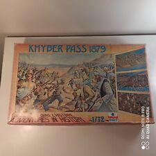 1/72 ESCI 514 DIORAMA KHYBER PASS 1879