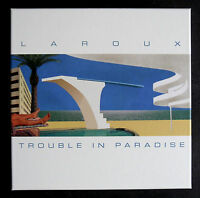 LA ROUX * TROUBLE IN PARADISE * SIGNED LIMITED LP/CD BOX SET * 1000 ONLY * BN&M!