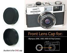 Push-On Camera Lens cap for Olympus 35RC 35 RC 35 EC 35 ED 35 Trip Camera