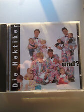 Die Hektiker - und ? Album CD