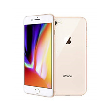 Excellent Apple iPhone 8 64GB Gold AT&T Bad Flip Switch 30-Day Warranty