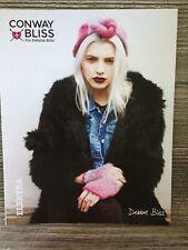 Debbie Bliss Knitting Pattern: Ladies Turban & Wristlets, Conway + Bliss
