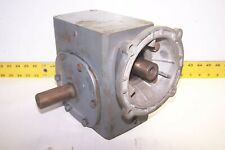 "BOSTON GEAR 60:1 GEAR REDUCER 1010 OUTPUT TORQUE 5/8"" BORE  326-60-G1"