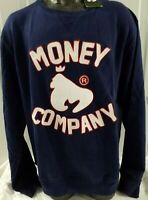 BRAND NEW MONEY COMPANYFLEECE SWEETSHIRT CREW NECK TOP SIZE L