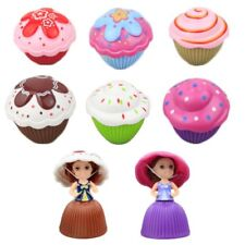 1pc Lovely Cupcake Princess Doll Transformed Scented Birthday Gift Toys Girls