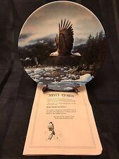 Misty Fjords by Robert Richert - Plate Collection W/Coa